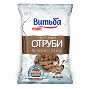"Crunchy wheat bran ""Vitba Active"" with buckwheat"