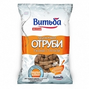 "Crunchy rye bran ""Vitba Active"" with buckwheat"